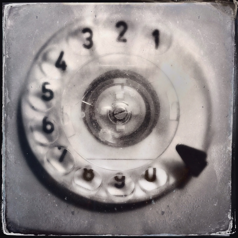 dial-phone photo by Jackie Alpers