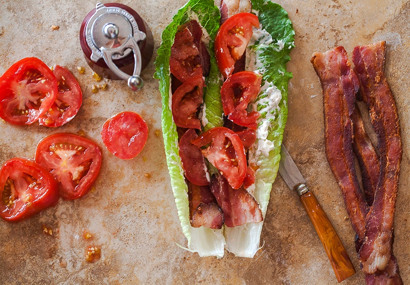 ... ://jackieshappyplate.com/blt-lettuce-wraps-the-best-late-summer-meal