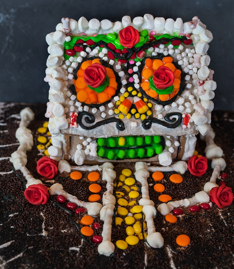 day of the dead house jackie alpers